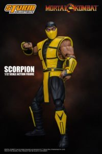 Scorpion – Mortal Kombat III – Storm Collectibles
