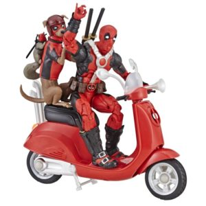 Deadpool Scooter – Marvel Comics – Marvel Legends