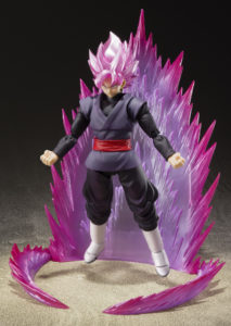 Goku Black Super Sayajin Rose – Dragon Ball: Super – SDCC 2019 Exclusive – S.H.Figuarts