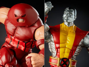 Marvel Comics 80th Anniversary Marvel Legends Colossus & Juggernaut Two-Pack