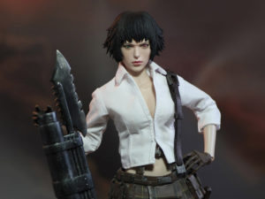 Lady 1/6 Scale – Devil May Cry 3