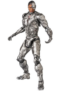 Cyborg – Justice League – MAFEX