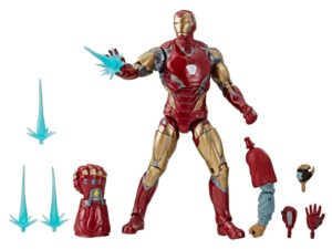 Iron Man – Avengers: Endgame Marvel Legends Wave 3 Set