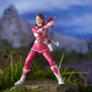 Pink Ranger – Power Rangers Beast Morphers Lightning Collection