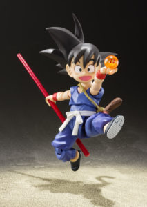 Son Goku Kid – S.H.Figuarts – Event Exclusive Color Edition