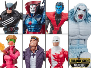 X-Force Marvel Legends 6-Inch Action Figures Wave