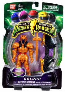 Power Rangers Mighty Morphin Goldar