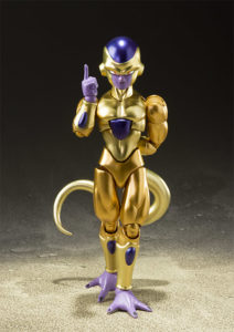 Golden Freeza – Dragon Ball: Super – SDCC 2019 Exclusive – S.H.Figuarts