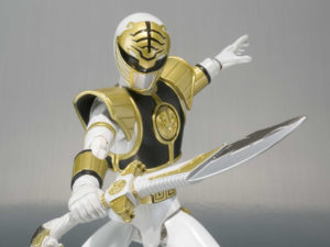 White Ranger (Tommy Head Sculpt) – Mighty Morphin Power Rangers S.H.Figuarts