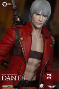 Dante – Devil May Cry III