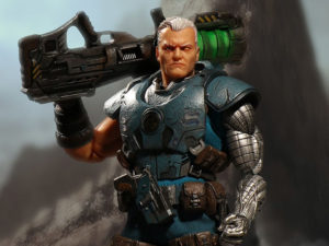 Cable – Marvel – One:12 Collective – Mezco Toyz