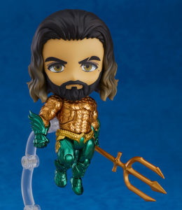 Aquaman: Hero's Edition – Nendoroid