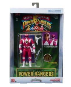 Power Rangers Auto Mighty Morphin Kimberly Action Figure