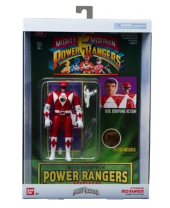 Power Rangers Auto Mighty Morphin Jason Action Figure
