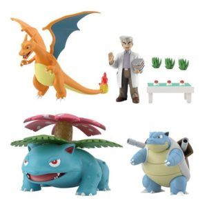 Pokemon Scale World Kanto – Professor Oak Set