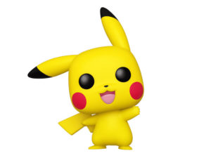 Pop! Games: Pokemon – Pikachu