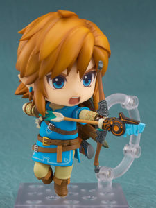 Link: Breath of the Wild Ver. – Nendoroid