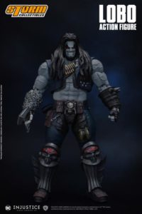 Lobo – Injustice: Gods Among Us – Storm Collectibles
