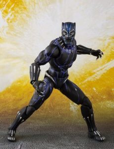 Black Panther – King Of Wakanda – Avengers Infinity War – S.H.Figuarts