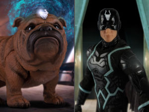 Black Bolt & Lockjaw  Two-Pack – Marvel – One:12 Collective – Mezco Toyz