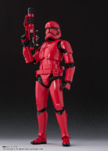 Sith Trooper – Star Wars: The Rise of Skywalker – S.H.Figuarts