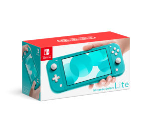 Nintendo Switch Lite – Turquesa