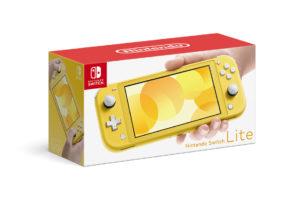Nintendo Switch Lite – Yellow