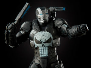Variant War Machine – Marvel Comics 80th Anniversary Marvel Legends