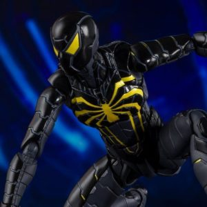Spider-man Anti-Ock Suit – S.H.Figuarts