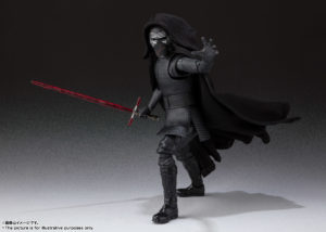 Kylo Ren – Star Wars: The Rise of Skywalker – S.H.Figuarts