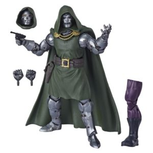 Doctor Doom – Fantastic Four Marvel Legends