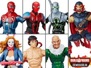 Spider-Man Wave 11 (Demogoblin BAF) – Marvel Legends