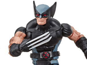 Wolverine – X-Force – Marvel Legends (Wendigo BAF)