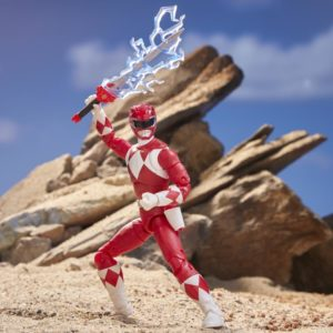 Red Ranger – Power Rangers Mighty Morphin Lightning Collection