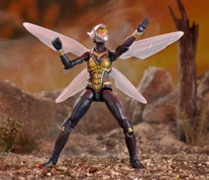 Wasp – Ant-Man and the Wasp – Marvel Legends (Cull Obsidian BAF)