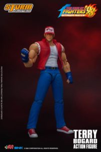 Terry Bogard – The King of Fighters '98 – Storm Collectibles