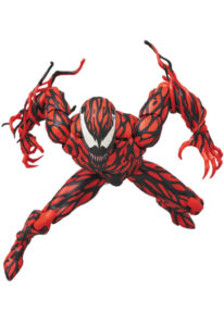 Carnage – Marvel Comics: Spider-Man – Mafex