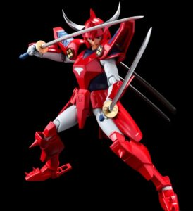 Ronin Warriors – Choudan Kadou Ryo of the Wildfire