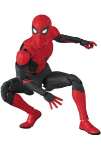 Spider-man (Upgraded Suit) – Spider-Man: Far From Home – Mafex