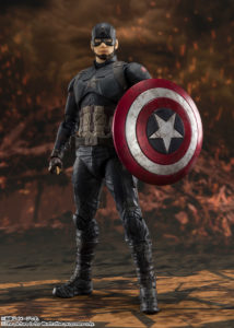 "Captain America – Avengers: Endgame – ""Final Battle"" – S.H.Figuarts"