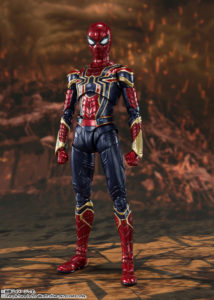 "Iron Spider – ""Final Battle"" – Avengers: Endgame – S.H.Figuarts"