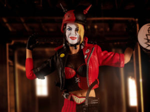 Harley Quinn (Playing For Keeps) – DC Comics One:12 Collective – Mezco Toyz