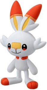 Scorbunny – Monster Collection MS-04