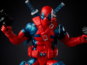 Deadpool – Marvel Comics 80th Anniversary Marvel Legends