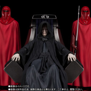 Darth Sidious – Star Wars: Return of the Jedi – S.H.Figuarts