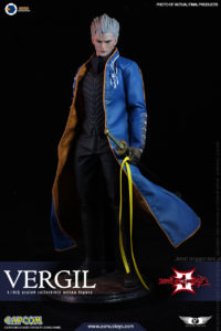 Vergil – Devil May Cry III – Asmus Toys