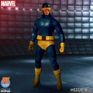 Cyclops PX – Marvel One:12 Collective – Mezco