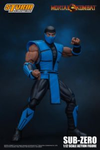 Sub-Zero – Mortal Kombat III – Storm Collectibles
