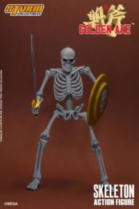 Two-Pack Skeleton Soldier – Golden Axe – Storm Collectibles