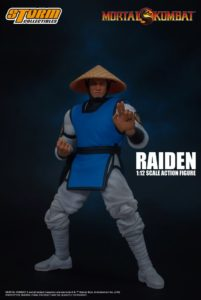 Raiden – Mortal Kombat III – Storm Collectibles